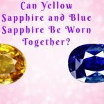 Can Yellow Sapphire and Blue Sapphire Be Worn Together?
