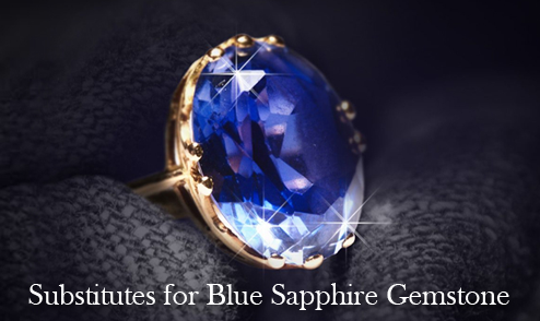What are the substitutes for Blue Sapphire gemstones