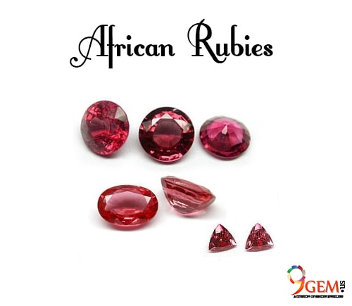 Rubies from Africa